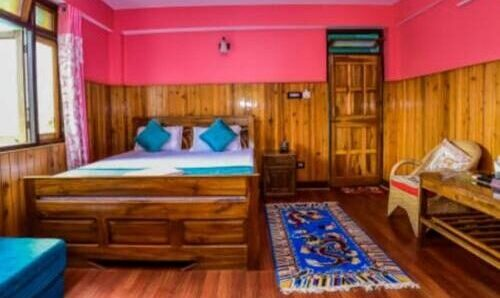 Deluxe Double Room on B&B for 3 pax